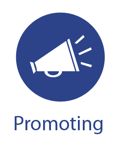 blog promoting