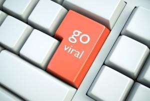 go viral